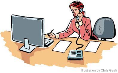 Resume examples for filing clerk